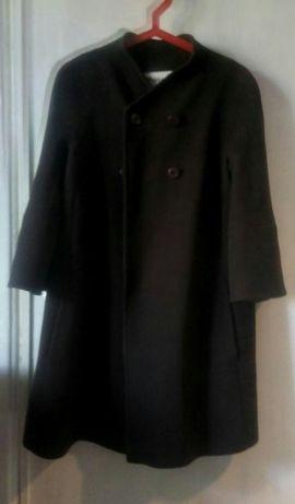 Пальто р.42-44, нат.шерсть в стиле Шанель-500грн