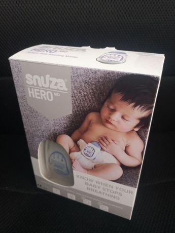 Snuza Hero MD - Przenośny Monitor oddechu dla niemowląt
