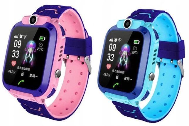 Smartwatch dla Dzieci Zegarek aparat SIM Q12 HURT