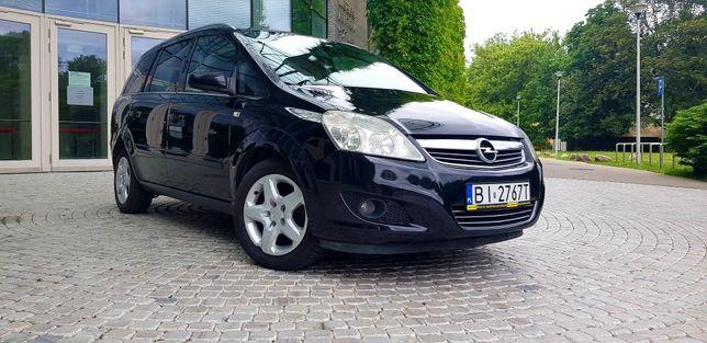 Opel Zafira 1.6 LPG * 2008/2009 * 7 osób * Ładny stan * Oszczędne Auto