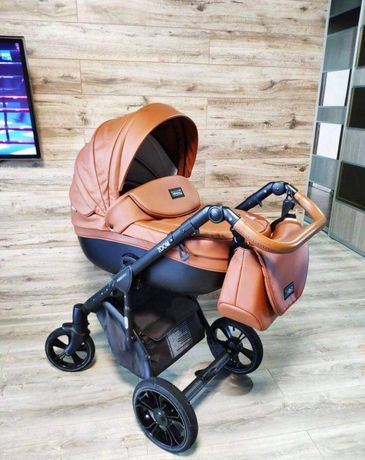Детская универсальная коляска 3в1 Mioobaby Zoom