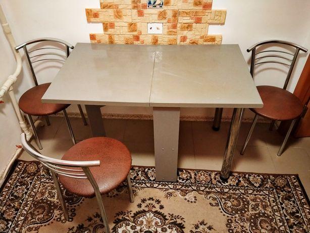 стол табурет стул 3 шт Доставка