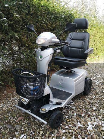 Quingo Toura skuter elektryczny wózek inwalidzki
