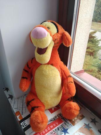 Duża maskotka Tygrysek z bajki Kubuś Puchatek 40 cm