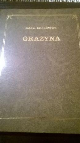 Grażyna - Adam Mickiewicz. Przepiękne wydanie