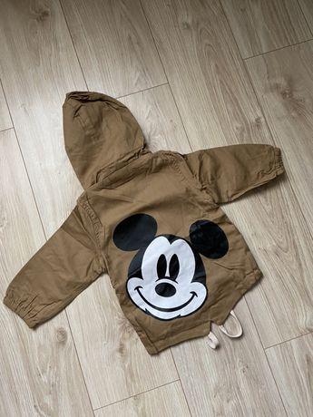 Kurtka Miki Mickey Mouse r.80