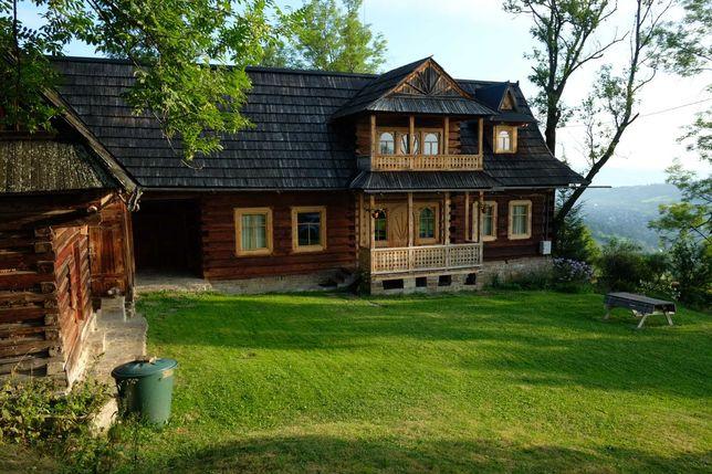 Dom z płazów - Biały Dunajec