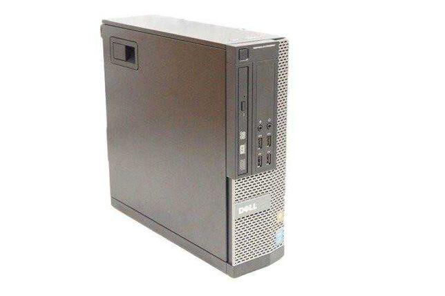 Komputer Dell 7020SFF i5-4570 4x3.2GHz 8GB 240SSD DVD Win10 Gwarancja!