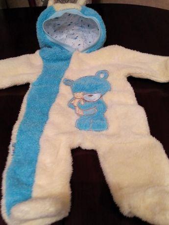 Детский комбинезон для новорожденного