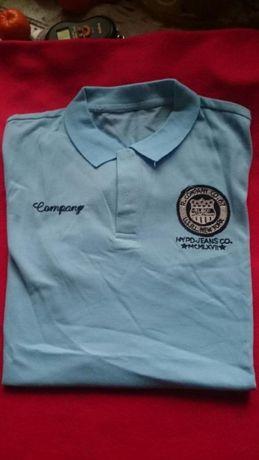 Koszulka t-shirt polo polówka męska NYPD JEANS CO Nowy York