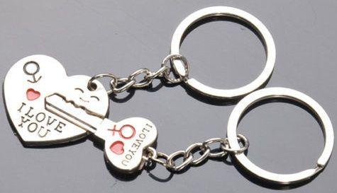 Porta-chaves variados