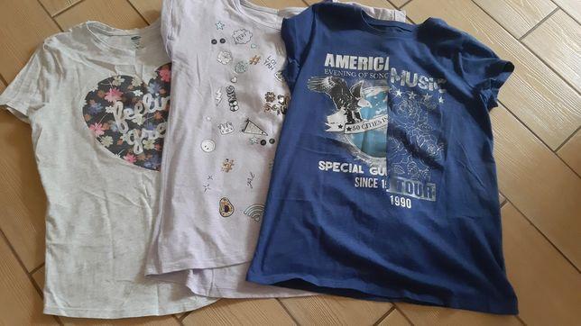 Koszulki USA XL/14 Place i ONOld Navy 4 szt