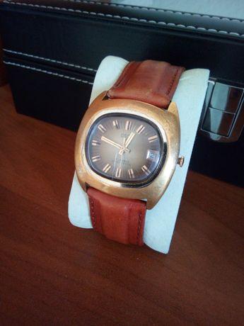 Niemiecki zegarek mechaniczny, stary zegarek