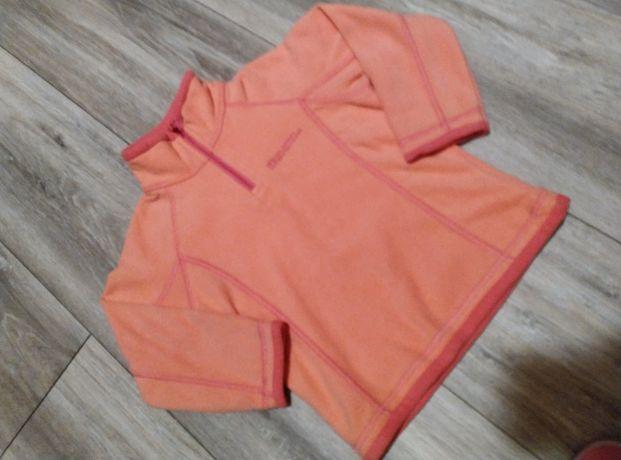 Bluza polarowa dla dziewczynki rozm.98-104