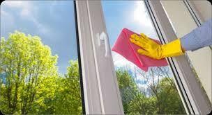 Mycie okien/ przeszkleń