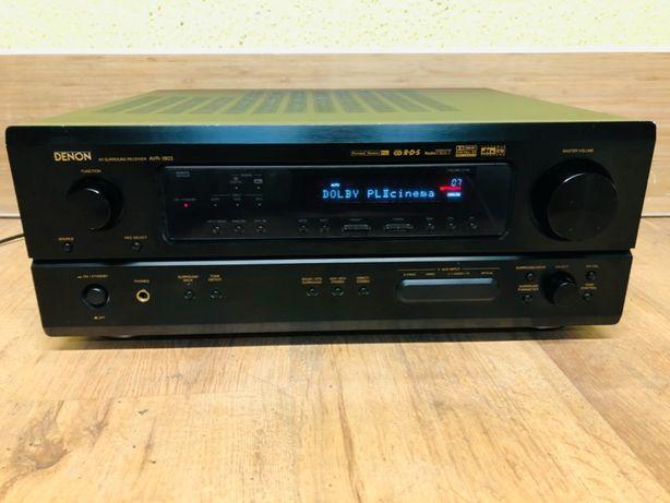 amplituner DENON AVR-1803 DTS-ES, Pro logik ll - system 7.1