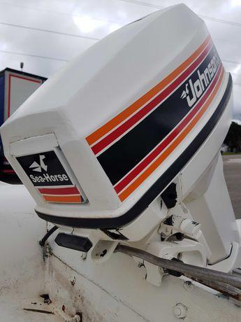 Motor Johnson 70hp