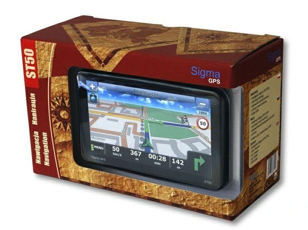 GPS навигатор Sigma ST50
