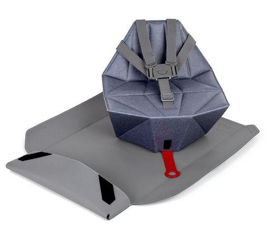 Cadeira refeição portátil Bombol Pop-up Booster