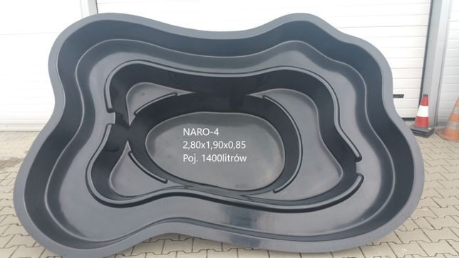 Oczko oczka wodne NARO - 4 ( 1400l. )