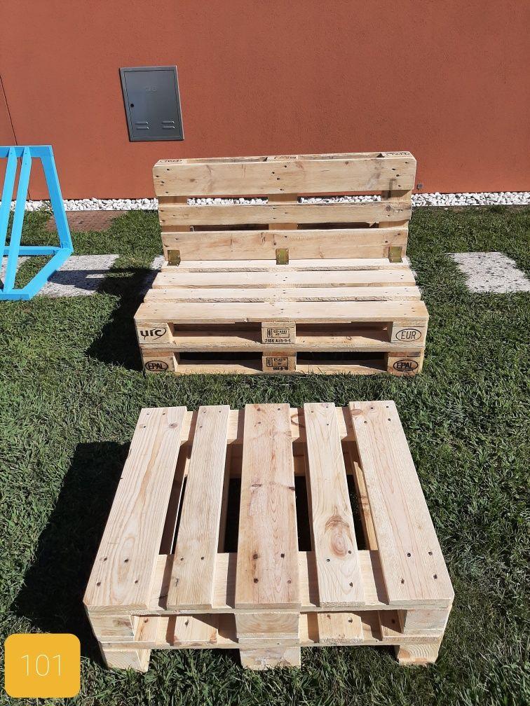 Vários modelos de mobiliário para jardim