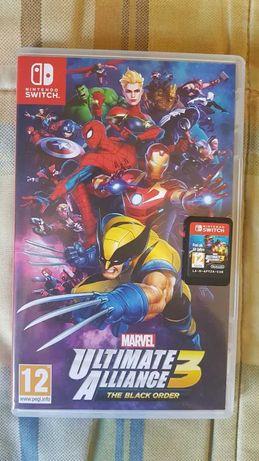 Nintendo Switch Marvel Ultimate Aliance 3