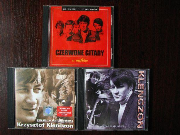 Krzysztof Klenczon i Czerwone Gitary 3 CD
