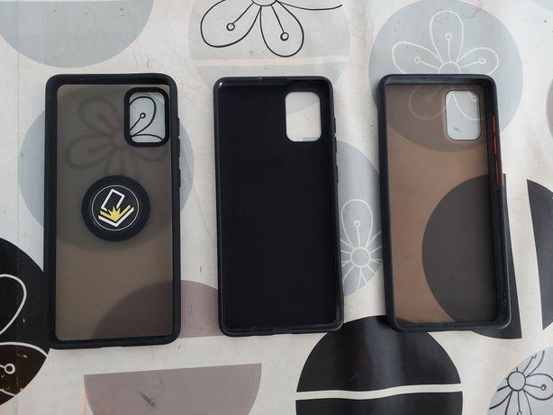 Capas Samsung A71