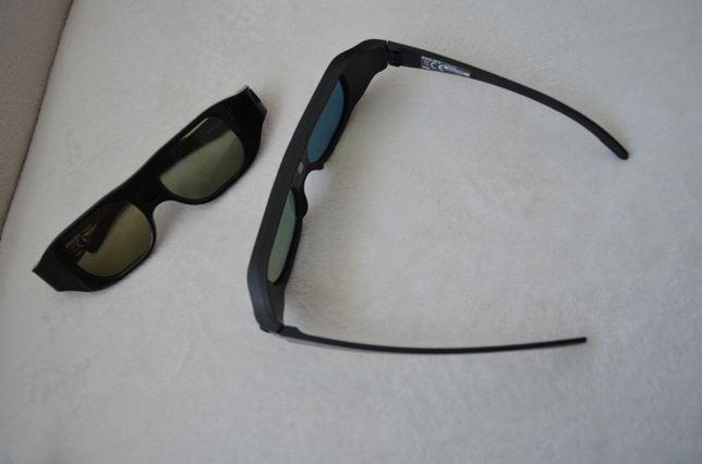 Okulary aktywne 3D Philips PTA507 2 pary (komplet)
