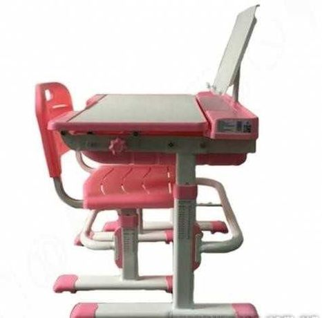 Парта трансформер Bambi M 3111 со стульчиком, регулируемая