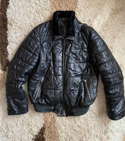 Кожаная куртка Stella Rossa