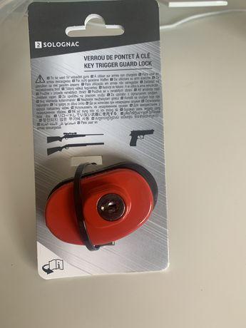 Cadeado para armas de fogo
