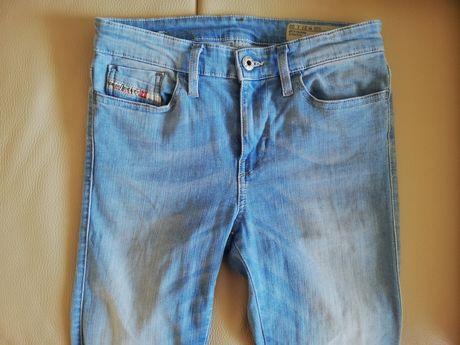 Jeansy spodnie Diesel