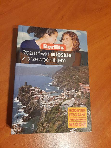 Berlitz - Rozmówki włoskie z przewodnikiem - jak nowe!