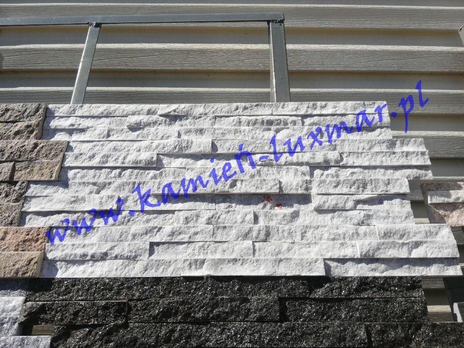 Panel elewacyjny/Kamień naturalny/Płytka/elewacja/Marmur Radzymin - image 1