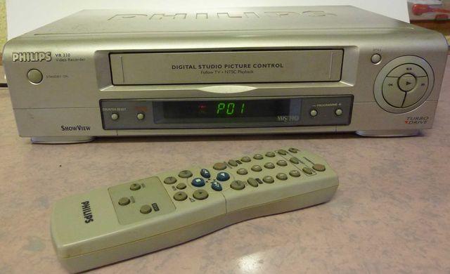 Magnetowid Philips VR 330