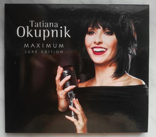 "płyta CD "" TATIANA OKUPNIK - Maximum lux edition"""