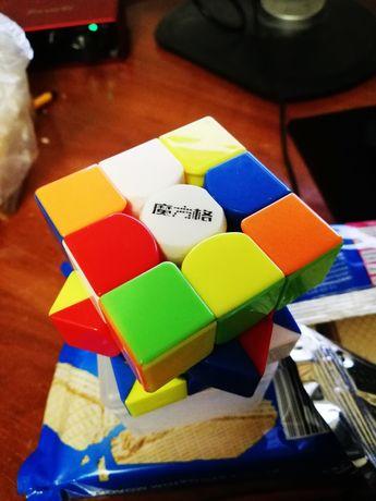 Кубик Рубика 3х3 QiYi Thunderclap v2 Цветной 56мм