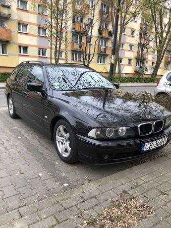 BMW e39 520i LPG