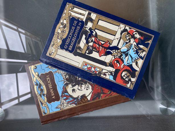 Livros Alexandre Dumas