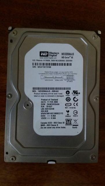 Жорсткий диск HDD 320 Gb