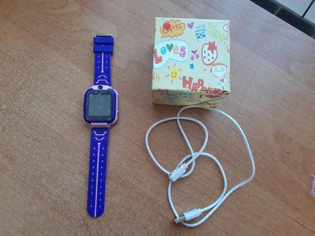 Dziecięcy Smartwatch dla dziewczynki, nowy TYLKO 60zł!