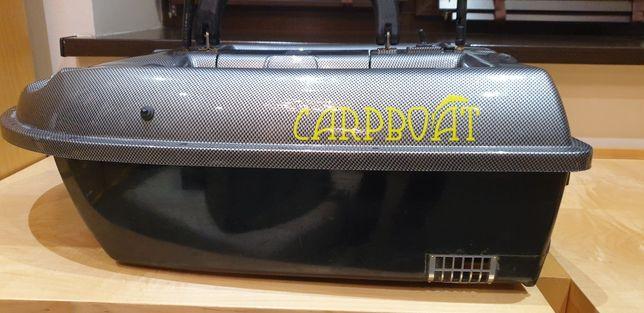 Продам кораблик Саrpboat-Carbon+Эхолот TF500