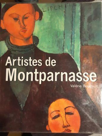 Montparnasse - album o malarzach Ecole de Paris