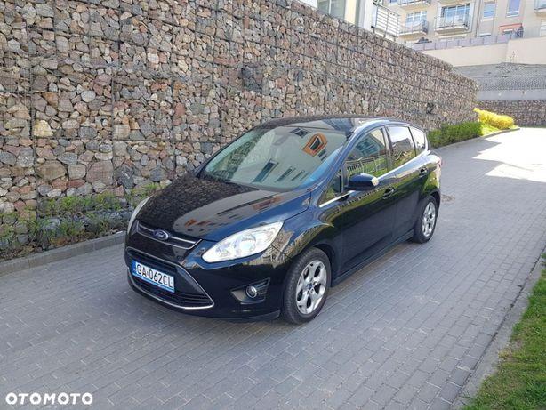 Ford C-MAX 1,6 TDCI Navigacja Klimatyzacja Serwis Stan BDB Auto z GWARANCJĄ !!!