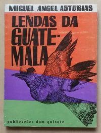 lendas da guatemala, miguel angel asturias