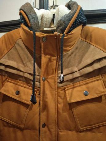 Продам отличную зимнюю куртку