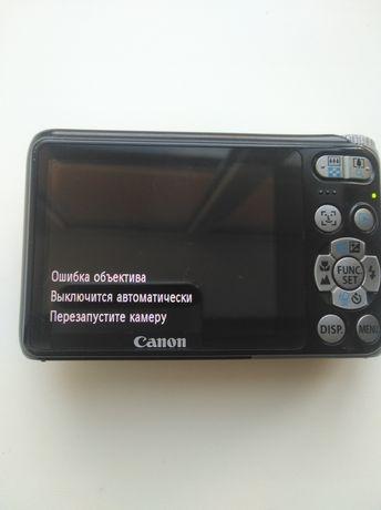 Фотоаппарат Canon (рабочий, под восстановление)