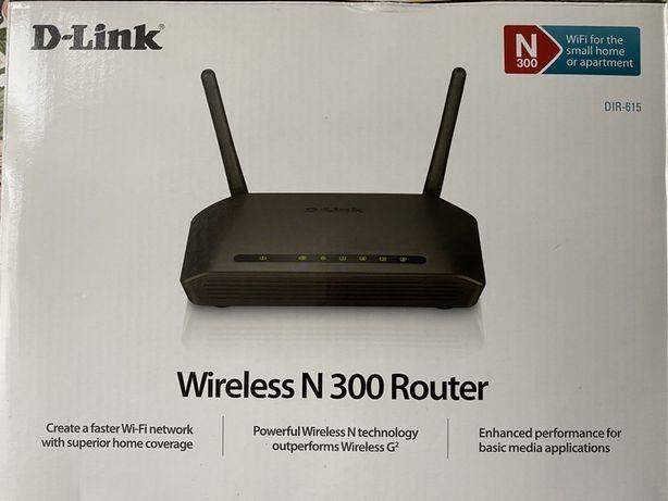 Продам Роутер D-Link Wireless N300