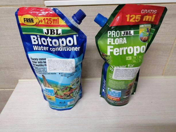 Biotopol, ferropol Jbl preparat do akwarium krewetkarium